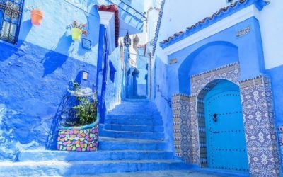 6 day tour Marrakech Chefchaouen