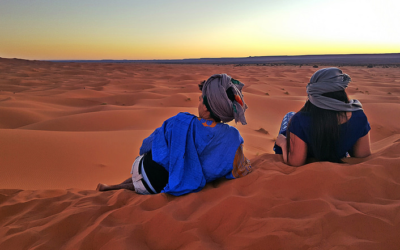 Trip fom marrakech to Merzouga 3 days in group