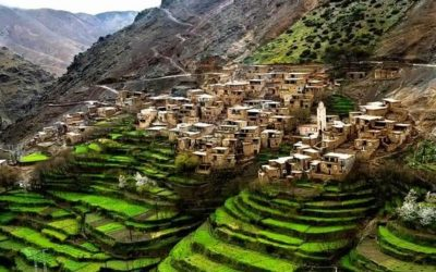 Private excursion Imlil Valley from Marrakech