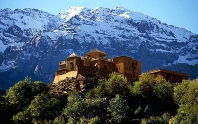 3 Valleys Excursion Departing From Marrakech In Private