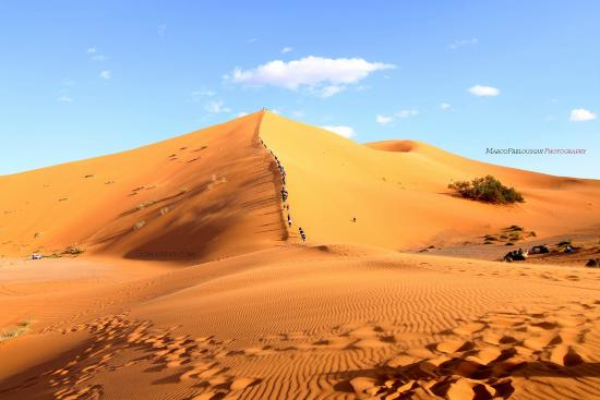 3 days tour from Marrakech to Merzouga and back to Fez