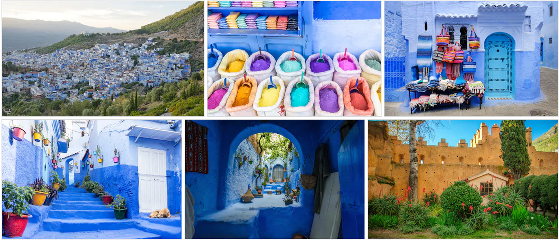 chefchaouen the international city of photography